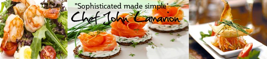 Chef John Lamarion